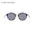 Los hombres de La Vendimia steam punk gafas de sol de diseño de metal abrigo gótico Steampunk Sunglass mujeres Pink flip para despegar de sol ucrania