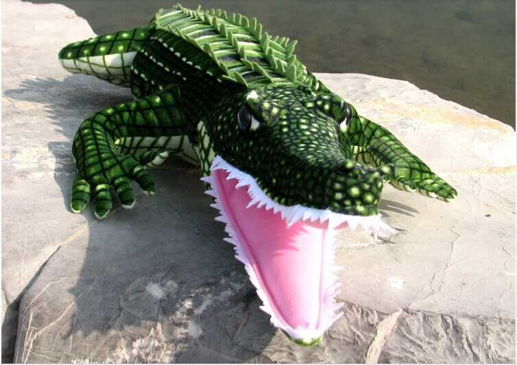 stuffed animal 160cm crocodile plush toy  simulation crocodile doll gift w0258 stuffed simulation animal snake anaconda boa plush toy about 280cm doll great gift free shipping w004