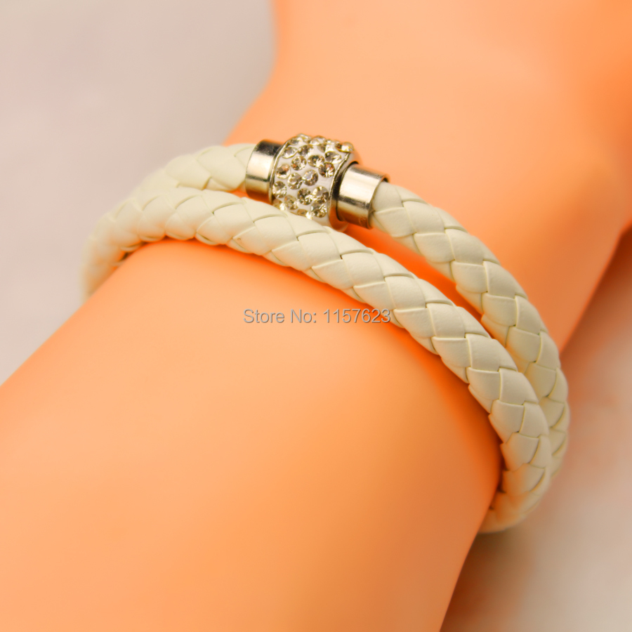 MAOKE New crystal ball bracelet fashion women's clothing with bracelets Europe and America hot sale jewelry friends gift