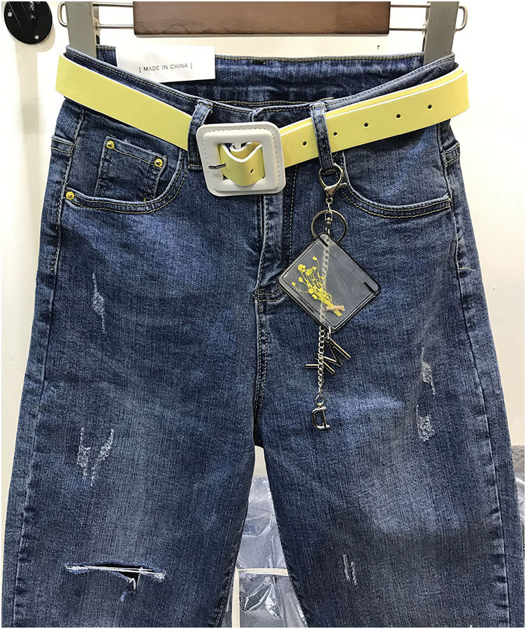 Np1112 Cintura De Verano np1117 Estilo Botón Alta np1117 np1113 Nuevo Skinny Moda Femeninos Denim Jeans np1115 Simple Np1112 np1116 Ripped Marina np1114 Pantalones Tz8FqSwpF
