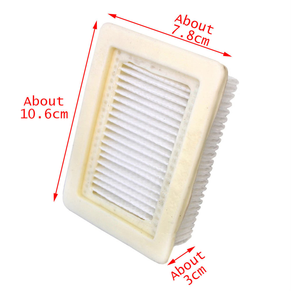 Washable & Reusable Hoover Floormate Hepa Filter 40112050 FH40010B H3000 40112050 59177-125 59177051 Vacuum Cleaner Parts Kits
