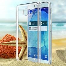 IMAK Кристалл II Прозрачный Защитный PC Жесткий Обложка Чехол Для Samsung Galaxy A5 2017 A520F A5200 5.2 дюймов Мобильный Телефон Shell