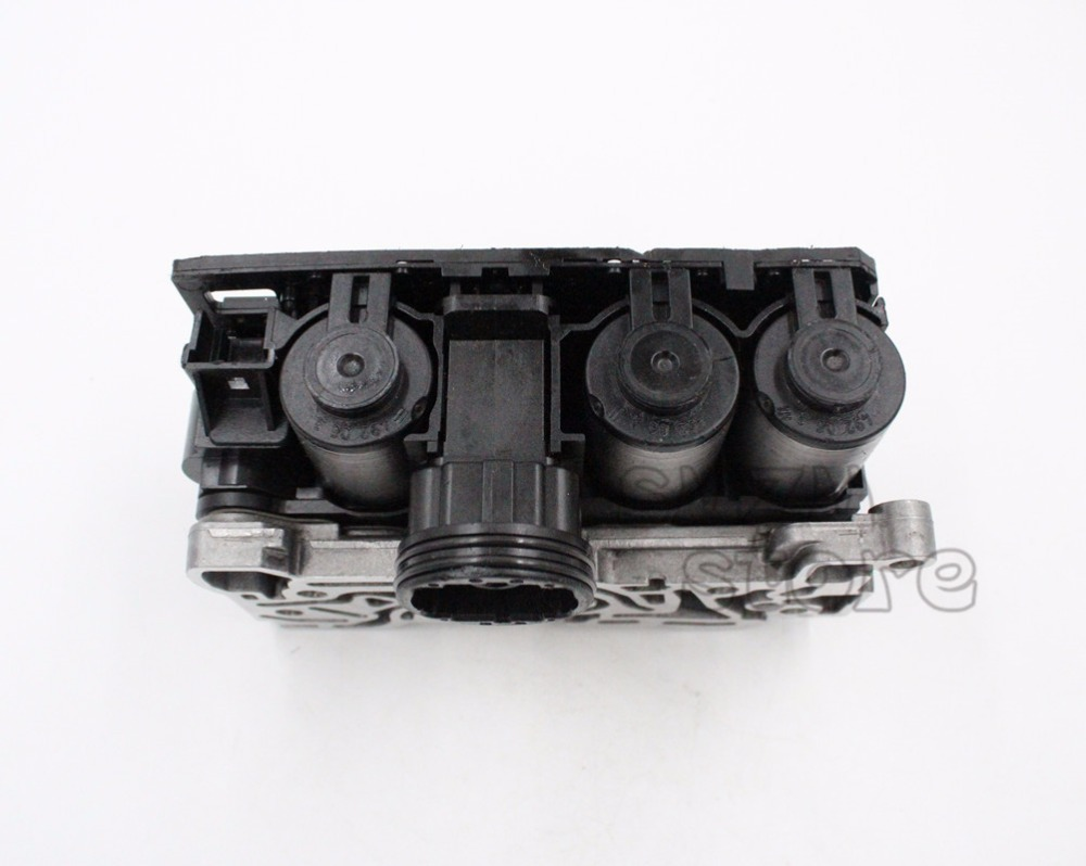 US $116 67 8% OFF|GOLKAR 5R55S 5R55W SOLENOID BLOCK PACK FOR For Lincoln  Mercury EXPLORER MOUNTAINEER 02 UP 9L2Z7G234AA D46420B-in Block & Parts  from