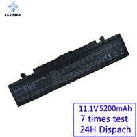 GZSM batterie d'ordinateur portable R428 pour SAMSUNG R540 R530 RV520 R528 RV511 NP300 R525 R425 RC530 R580 AA-PB9NC6W AA-PB9NC6B batterie