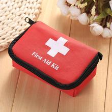 First Aid Kit Outdoor Camping Sport Travel Emergency Medical Bag Car Travelling