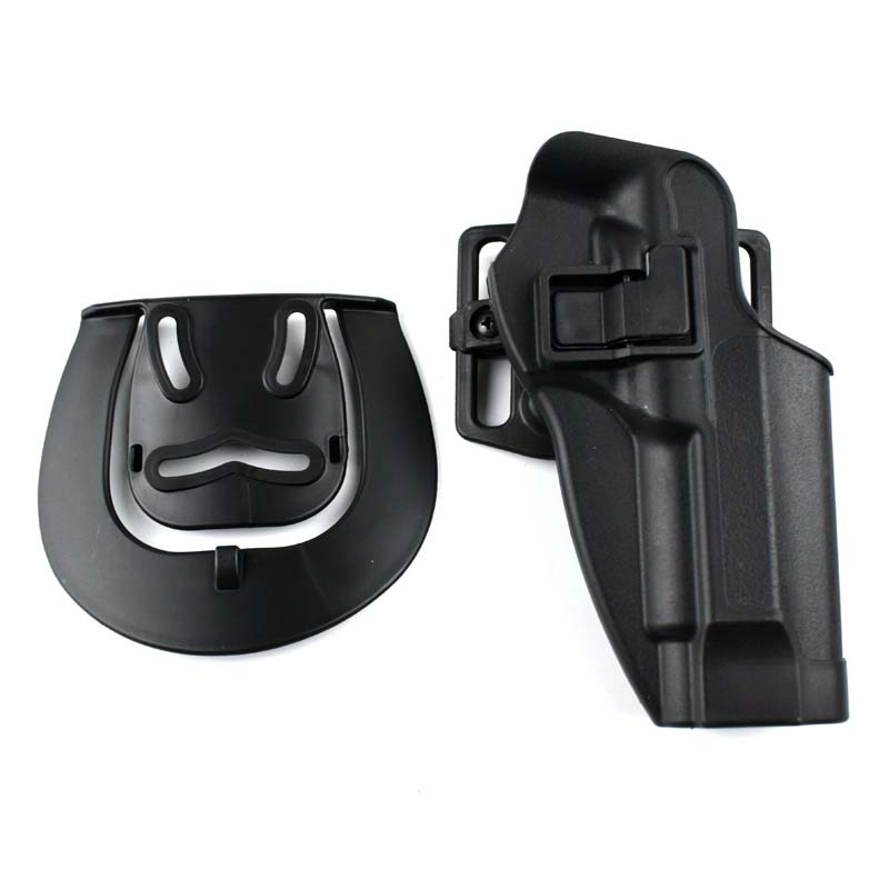 Tactical Combat Belt Holster Airsoft Pistol Holster Beretta M9 92 96 92fs Waist Holster Military Hunting Airsoft Gun Holster-in Holsters from Sports & Entertainment