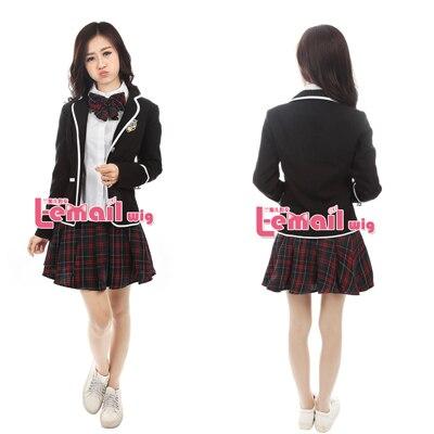 Japanese High School Uniform Cosplay