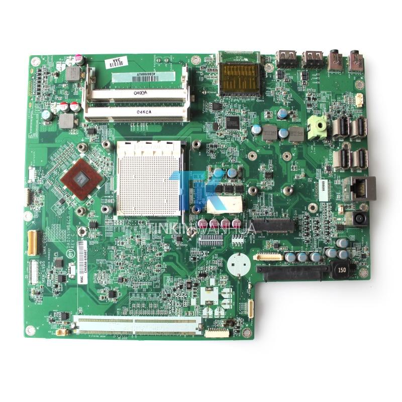 DA0ZN1MB6C0 REV C Original Motherboard Fully Tested
