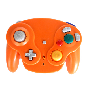 Image 3 - 2.4GHz Wireless Bluetooth Gamepad Controller Gamepad joystick with receiver for N G C for GameCube for wii
