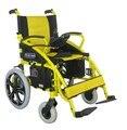 Calidad de Hight de Aluminio Rueda de Parálisis Cerebral/Minusválidos en silla de ruedas para niños, silla de parálisis cerebral (CE & FDA ISO y TUV certificado)