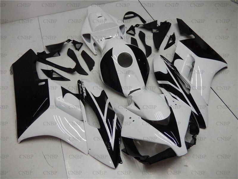CBR1000 RR 05 Fairings for Honda Cbr1000 RR 2004 2005 White Black Fairing Kits Fireblade 2005 Fairings