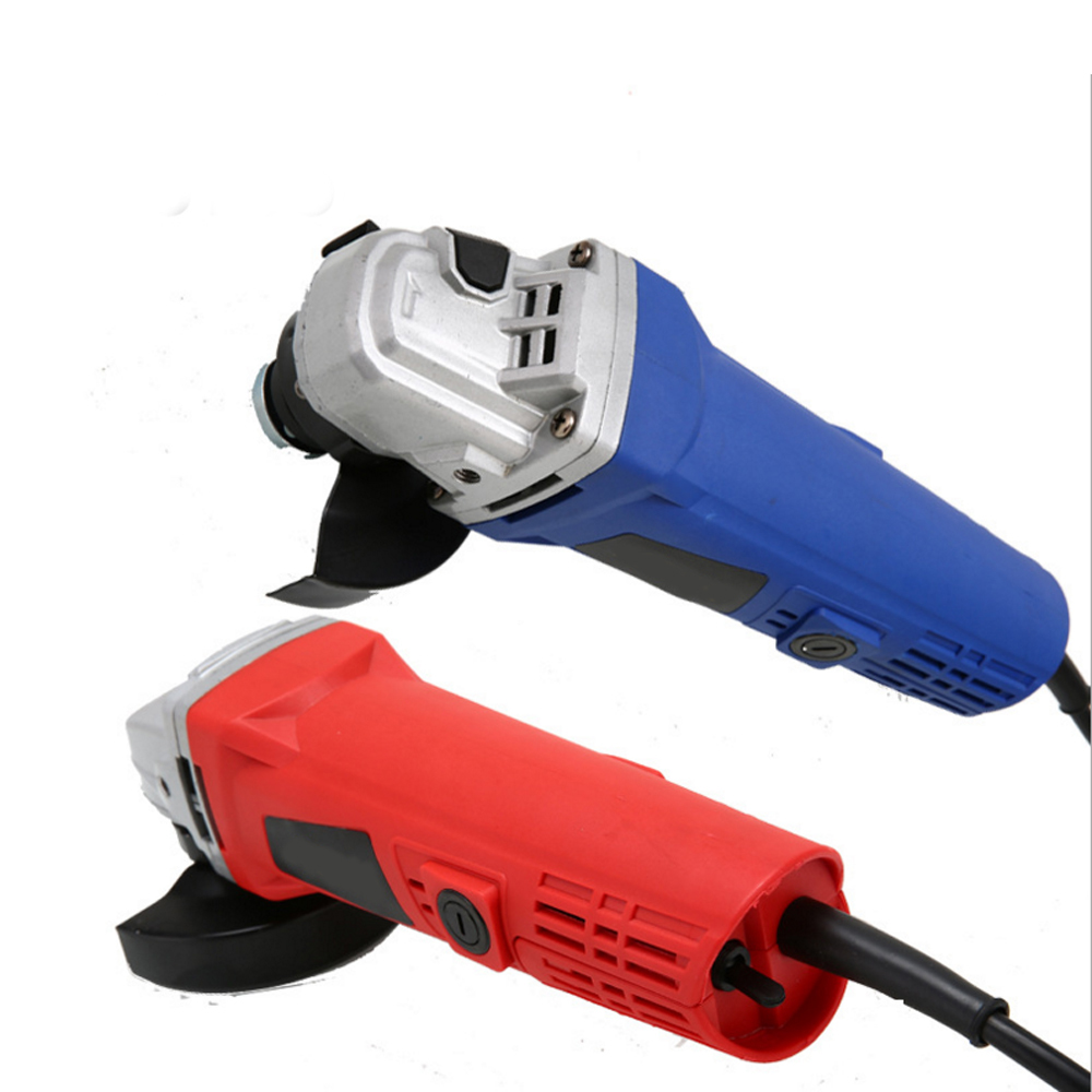 Hot sale cutting machine metal Sander high-power angle grinder Power Tool Grinding Metal Wood Cutting and grinding Machine maxman electric angle grinder 780w polisher grinding angular power tool for grinding of metal or woodworking machine