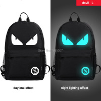 Do Drop Shipping Senkey Style Noctilucent Luminous Cartoon Anime Men Women Teenager School Night Lighting