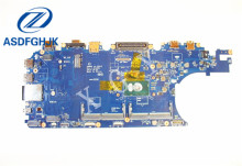 Laptop Motherboard LA-C841P FOR Dell Latitude E5570 Motherboard 3MCRF 03MCRF CN-03MCRF DDR4 i5-6300U 100% Test OK