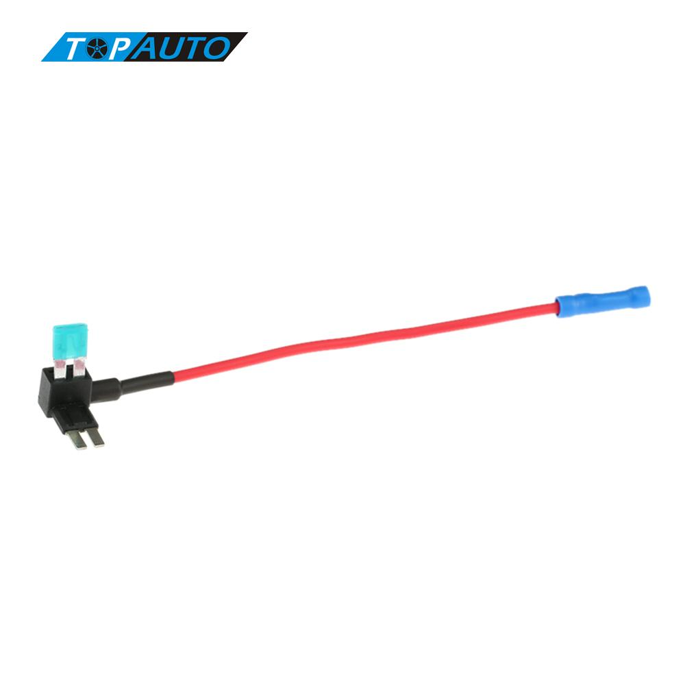 Micro 2 Ii Ata Standard Fuse Add A Circuit 32v 15a Car Blade The Addacircuit Looks Like This Auto Vehicle Protection With Adapter In Fuses From Automobiles