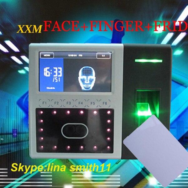 Fingerprint & Facial&Smart IC Card Access Control&Time Attendance iFace302/IC