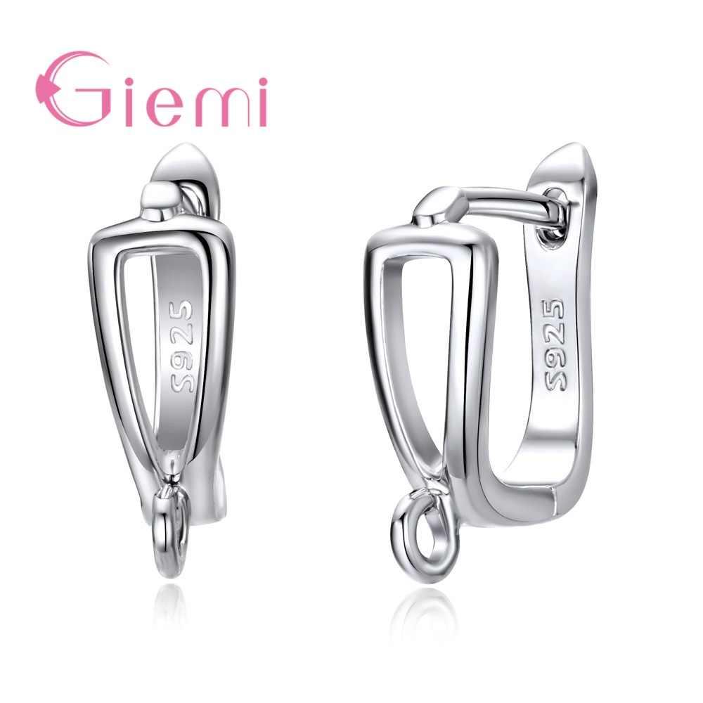 Baru 100% 925 Sterling Silver Perhiasan untuk Wanita Wanita Anting Anting-Anting dengan Harga Murah Harga Pabrik Langsung Penjualan Aksesoris