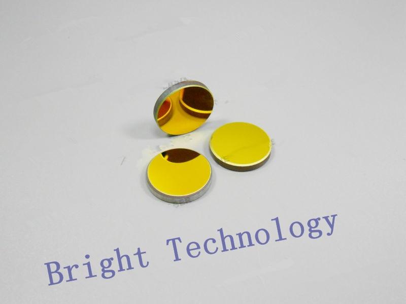 √Envío libre 5 unids/lote diámetro 20mm K9 vidrio CO2 espejo láser ...