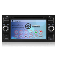 Car DVD Player GPS Navigation System For Ford Focus 1999 2000 20001 2002 2003 2004 2005 2006 2007 2008