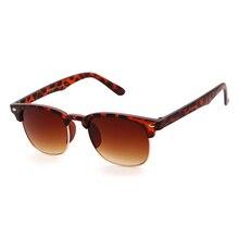 2017 fashion new dom vidrio recubrimiento clubmaster gafas de sol del verano de las mujeres y hombres cat marco vintage retro ojo gafas gafas de sol 3016