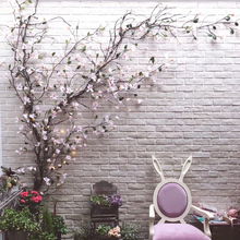 orchid artificial flower vine magnolia branches long stem arbitrary bending new silk fake Flower Rattan Wall flowers