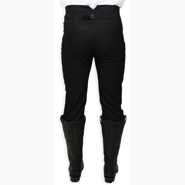 FALL FRONT PANTS Custom Made Regency Trousers