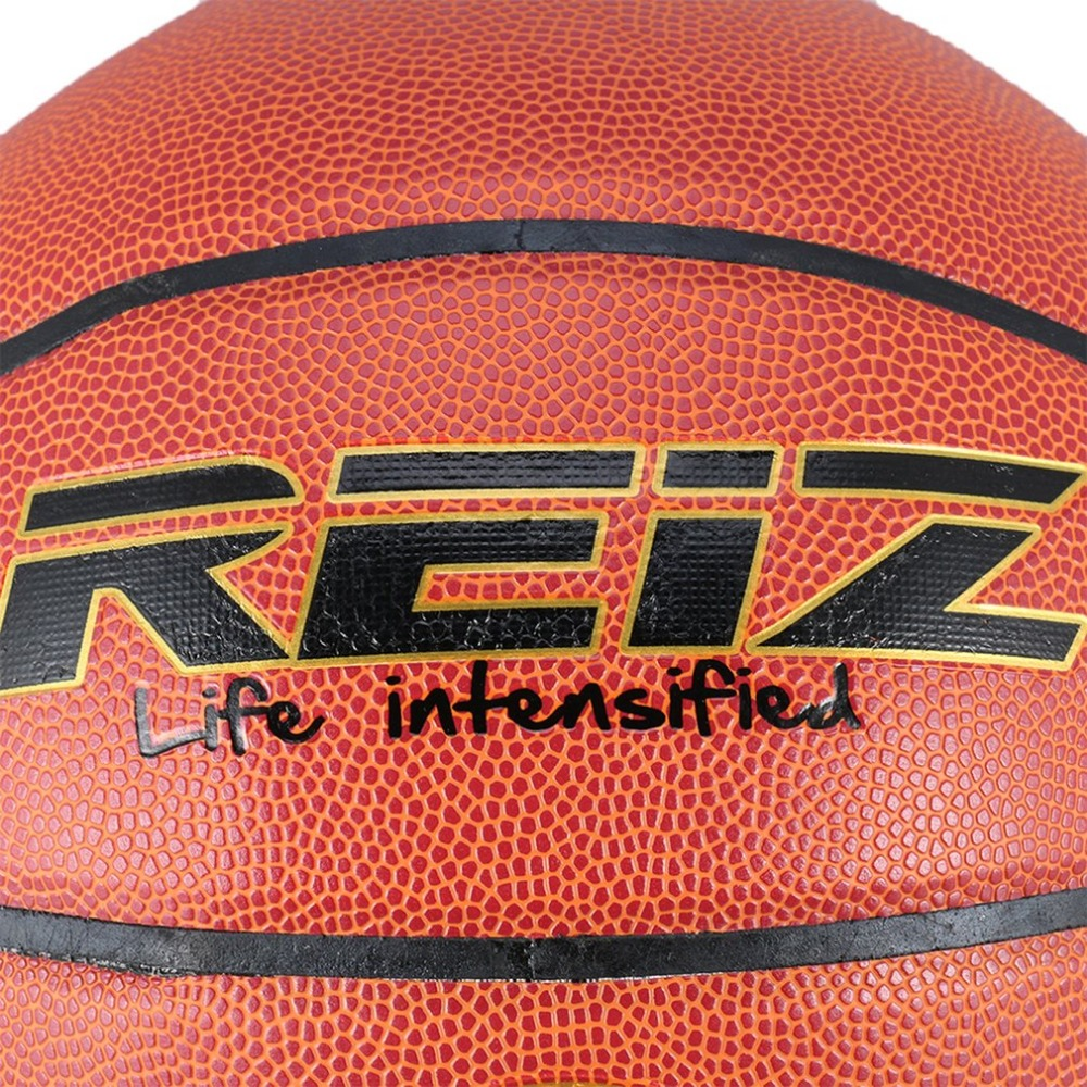 6bb30cb0885 REIZ TF 1000 Official Size 6 Synthetic Leather Rubber Basketball Sports  Practice Indoor Outdoor Ball Game Training dropshipping-in Basketballs from  Sports ...