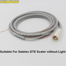 Scaler Tubing Hose For Ultrasonic Dental Satelec DTE Scaler Handpiece wdpkg scaler perio kit gold for dte
