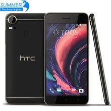 """Оригинальный HTC Desire 10 Pro Мобильный Телефон FDD LTE Окта основные Dual Sim Android OS 6.0 4 ГБ RAM 64 ГБ ROM 20MP 5.5 """"3000 мАч Смартфон"""