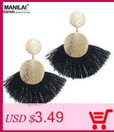 1 Paire Fausse Fourrure Pompon Grand Cercle Rond Drop Dangle Hoop Crochet Femmes Boucles D/'oreilles
