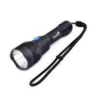 TrustFire N8 CREE XM-L2 T6 3-Режим реального 800lm Белый светодиодный фонарик с USB Выходной интерфейс (1x18650) высокая Яркость факел