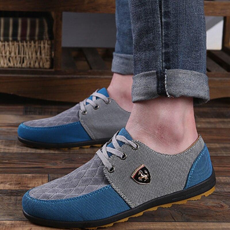 nueva moda hombres zapatos casual venta de fuego lona de los hombres de 3 tipo