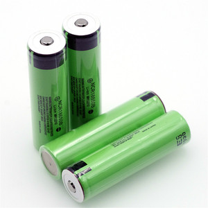 Image 3 - VariCore Original 18650 3.7 v 3400 mah Lithium Rechargeable Battery NCR18650B with Pointed(No PCB) For flashlight batteries