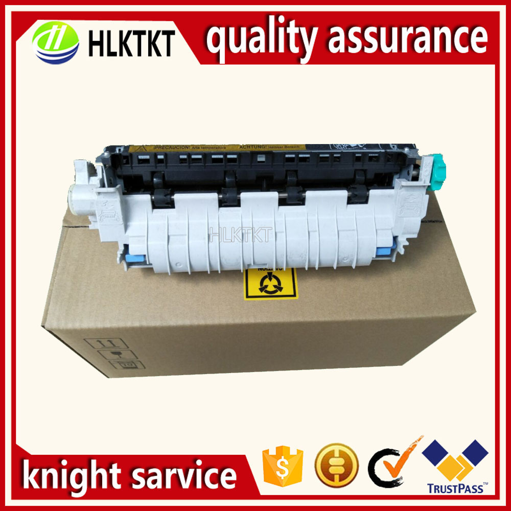 Original 95%New for hp LaserJet 4345 M4345MFP 4345 Fuser Assembly Fuser Unit RM1-1044 220V & RM1-1043 110V Printer Parts hot 220v fuser assembly fuser unit for hp laserjet lj p3005 m3027 m3035 compatible fixing assembly high quality printer parts