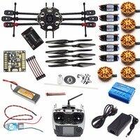 DIY KIT 6 axle Aircraft Kit Full Set Helicopter Drone Tarot 680PRO Frame 700KV Motor GPS APM 2.8 Flight Control AT9S Transmitter