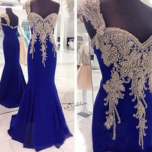 One Shoulder Crystals Luxury Prom Dresses Long for Women 201