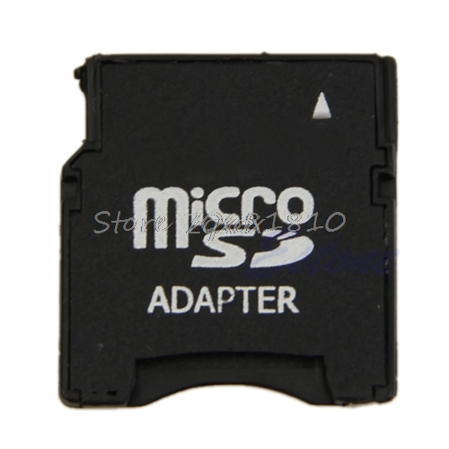 2X T-Flash Micro SD To Mini SD Card Adapter For Nokia N95 Whosale&Dropship