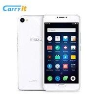 Original Meizu U20 2GB 16GB Mobile Phone Global Firmware MTK Helio P10 Octa Core Fingerprint ID 5.5