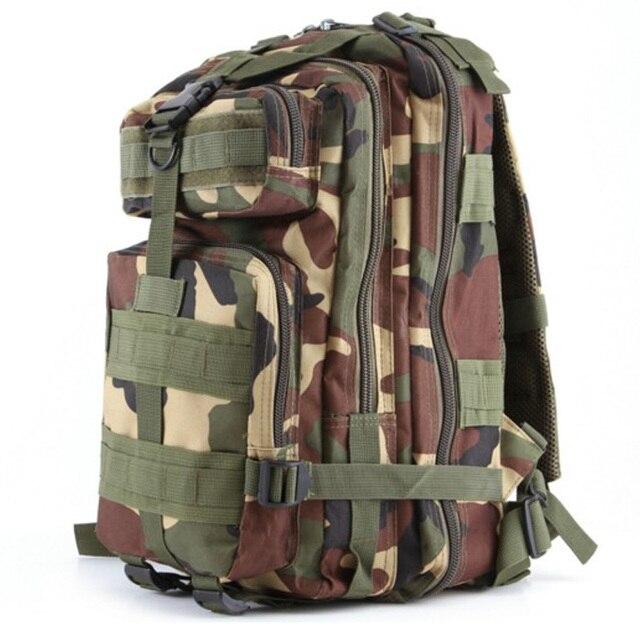 Men  mochila brand Canvas travel Military army green Backpacks Schoolbag rucksacks Camouflage Bag black ACU school bagpacks