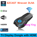 2016 Hot V5II smart tv dongle support wifi display miracast ipush DLNA for android 4.2 phone better than chormecast tv stick