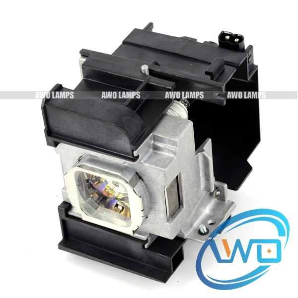 Free shipping ! ET-LAA410 Compatible lamp with housing for PANASONIC PT-AE8000/PT-AT6000/PT-HZ900 Projectors free shipping compatible projector lamp for panasonic pt f100u