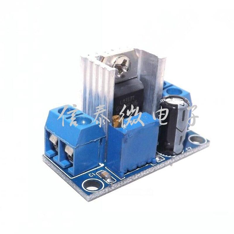 Down Circuit Board Module Linear Regulator Lm317 Adjustable Voltage