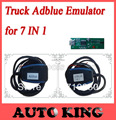 2017 NEW 7 in 1 Adblue Emulation Truck Adblue Remove Tool   +FREE SHIP