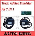 2017 NOVA 7 em 1 Adblue Emulation Truck Adblue Remover A Ferramenta + NAVIO LIVRE
