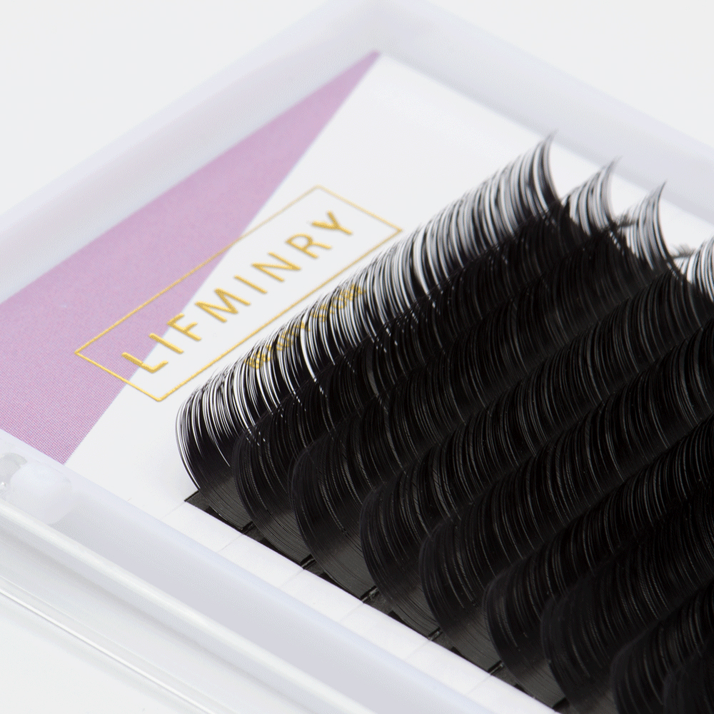 Image 5 - 1case High quality eyelash extension mink,individual eyelash extension,natural eyelashes,false eyelashes free shippiping-in False Eyelashes from Beauty & Health