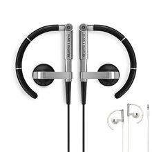 B&O A8 Earhook Metal earphone HiFi headset DJ stereo earphones Bass Sports ecouteur auriculares audifonos fone de ouvido cuffie