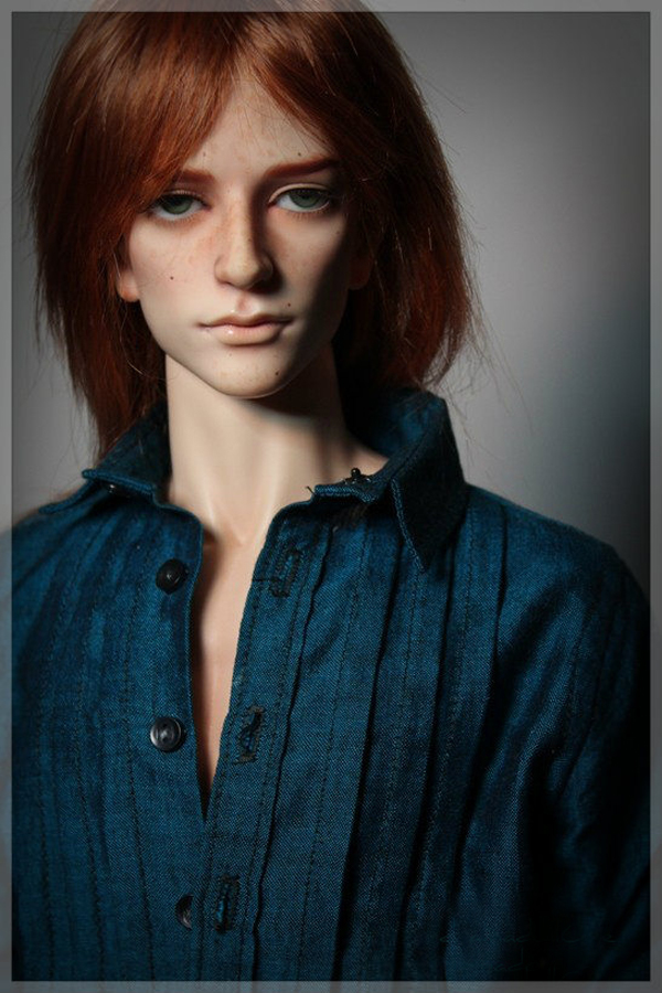 BJD 1 3 Dover 72 body free eyes resin model HeHeBJD fashion handsome male dolls