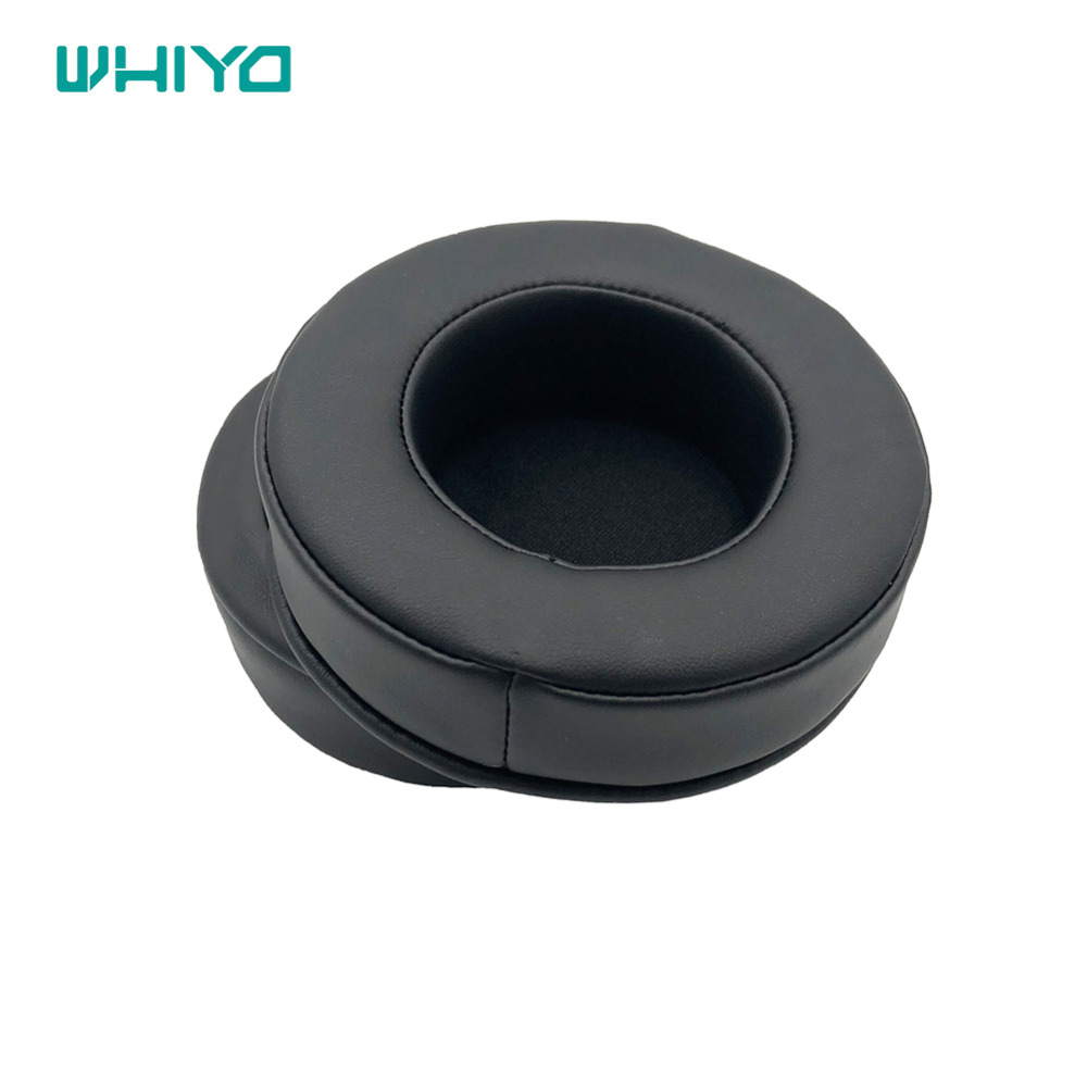 Whiyo 1 pair of Ear Pads Cushion Earpads Earmuff Cover for <font><b>JVC</b></font> HA-S400B HA-S400 HA-NC80 HA-NC120 Noise Cancelling <font><b>Headphones</b></font> image