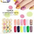 2019 Venalisa дизайн ногтей советы professional косметический Маникюр 60 цветная светодиодная лампа soak off краски Лак для ногтей гели