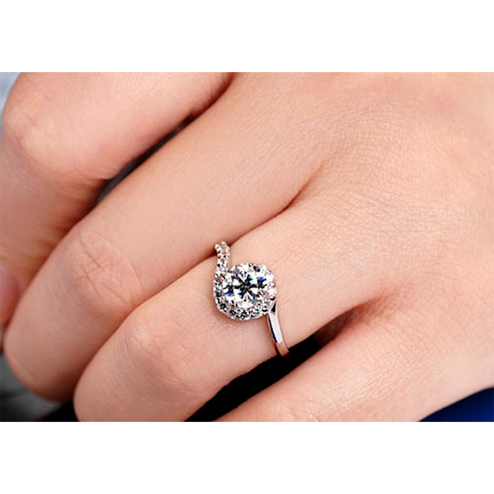 rings engagement simple elegant minimalist ring with designs classy oosile